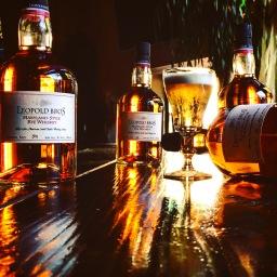 Whiskey Wednesday: Leopold Maryland Style Rye
