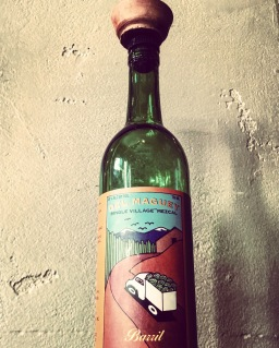 Open Bottle: Del Maguey Barril
