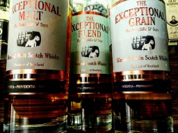 Whiskey Wednesday: The Experiential Exceptionals