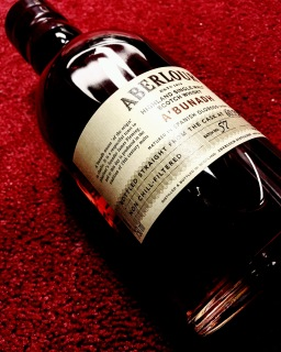 Whiskey Wednesday: A'bunadh, Aberlour A'bunadh