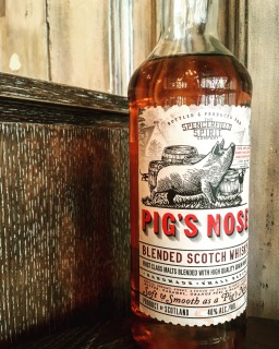 Whiskey Wednesday: Changing A Pig's Nose