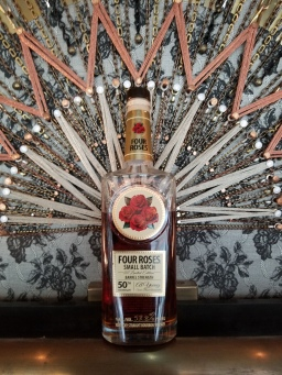 Whiskey Wednesday: Four Roses Al Young's 50th