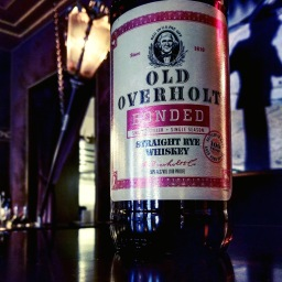 Whiskey Wednesday: Overholt's Bond
