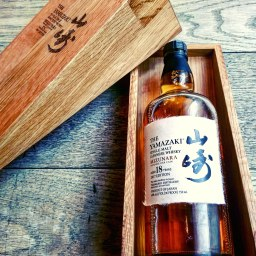 Open Bottle: Yamazaki 18 Year Single Malt Mizunara Cask