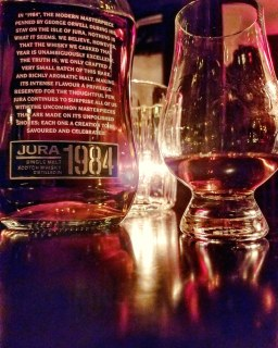 Open Bottle: Nineteen Eighty-Four JURA