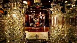 Whiskey Wednesday: Teeling's 24 Year Old Single Malt Award