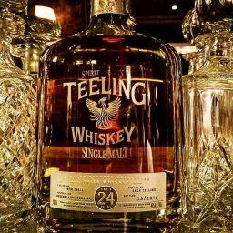 Whiskey Wednesday: Teeling's 24 Year Old Single Malt Award